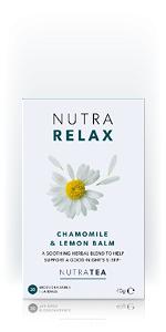 Nutra Relax Sleep Herbal Tea