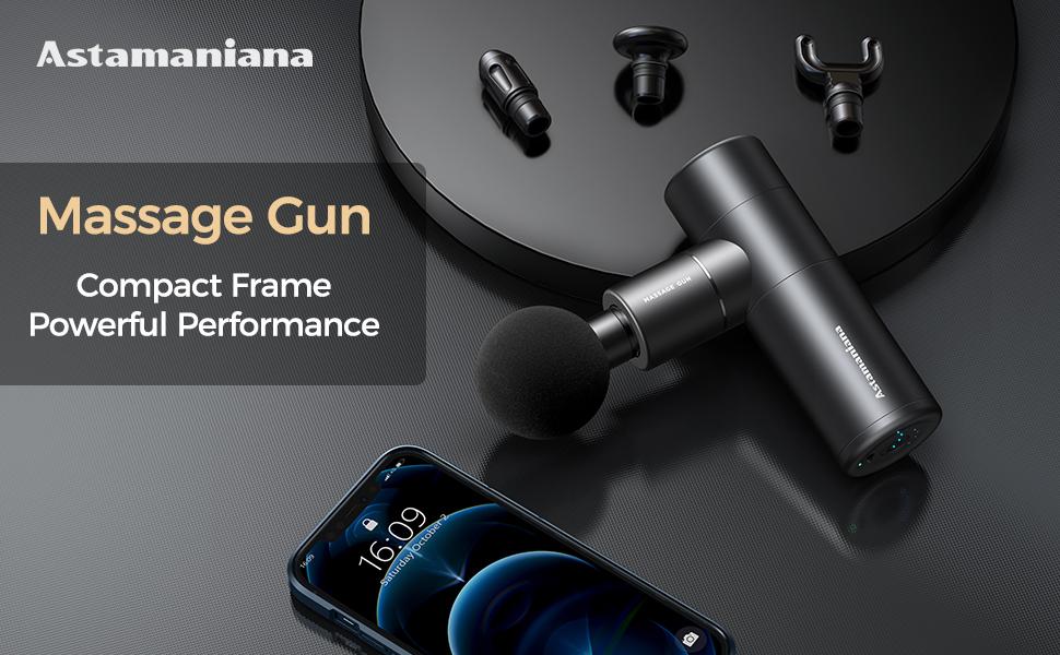 Astamaniana Mini Massage Gun 4