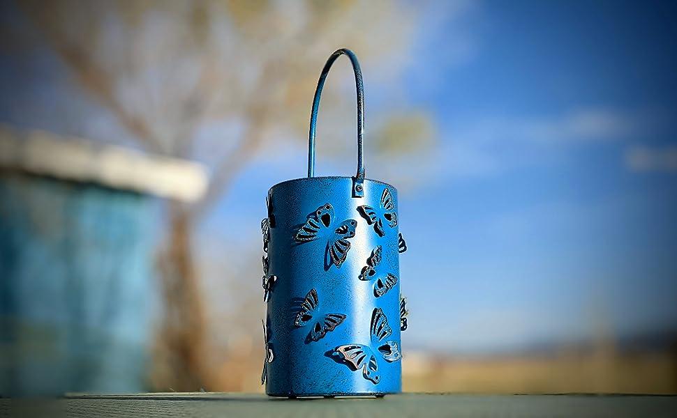 Solar lanterns outdoor waterproof