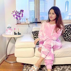 Long Pants Pajamas For Women Set