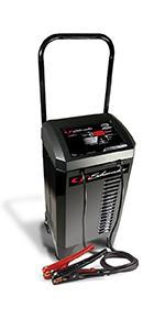Schumacher Battery Charger, Engine Starter, Boost, Maintainer 200A/40A, 6V/12V