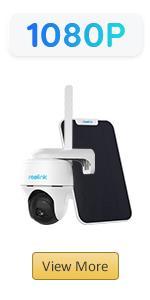 Reolink GO PT+Solar Panel Camera System