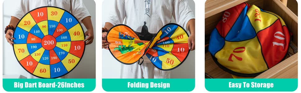 Easy to Foldable
