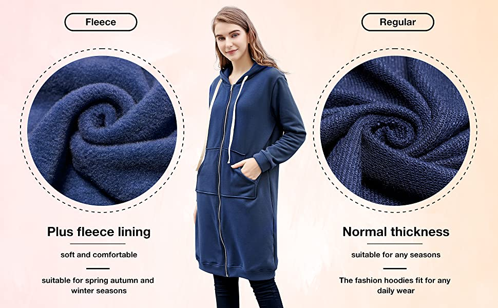 zip up long hoodie for women casual jackets women sweatshirts for women fashion hoodies for women