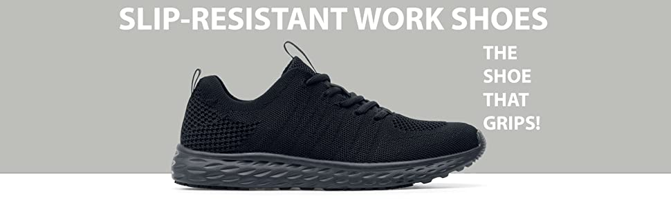 Everlight Slip Resistant work shoes the shoe that grips