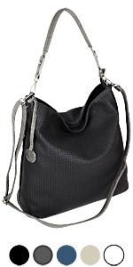 Große Schultertasche für Frauen, Umhängetasche, Crossbody Handtasche