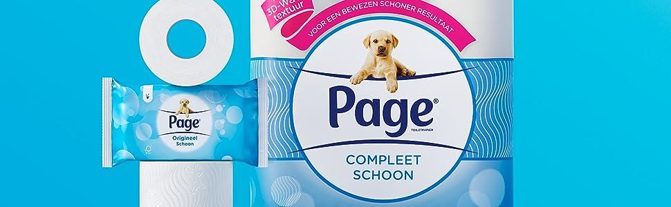 Page wc papier toiletpapier