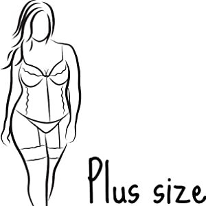 dress of plus size