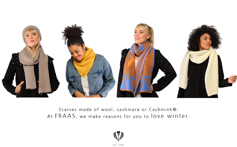 Fraas, we make reasons for you to love winter