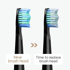 Toothbrush electric rechargeable brush timer adults elektrische zahnbürste ultraschall zahnbürsten