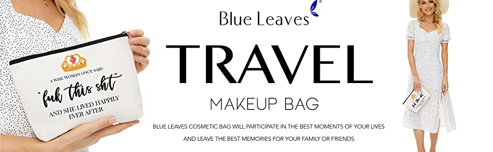 Blue Leaves Brand Display Picture