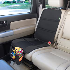 carseat protection mat for leather