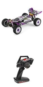 RC Car,WLtoys 124019,High Speed Racing Car,Remote Control Car, RC Truck,Off Road Buggy