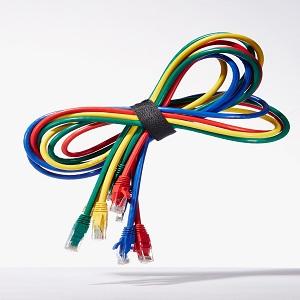 Cable Management, Cable organizer, cable tie straps