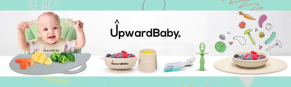 upwardbaby led weaning toddler cups