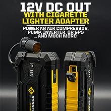 12V DC Output