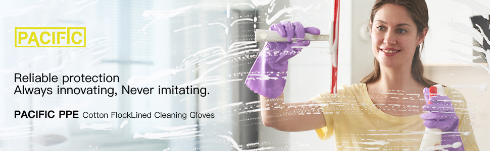 PACIFIC PPE CLEANING GLOVES