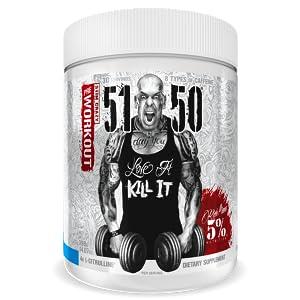 5150 Stim Crazy Pre-Workout