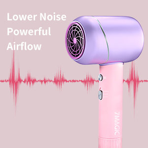 negative ionic hair dryer