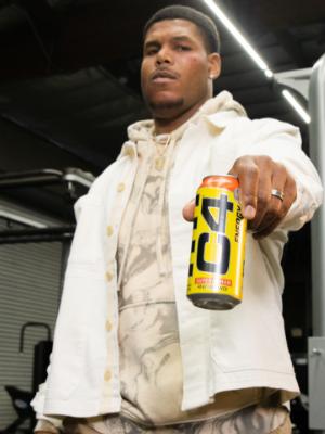 C4 Energy - Boss Everline - Superhuman Pre Workout Drink