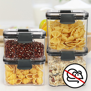 airtight containers