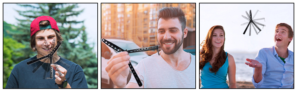 Butterfly Knife Training Tool