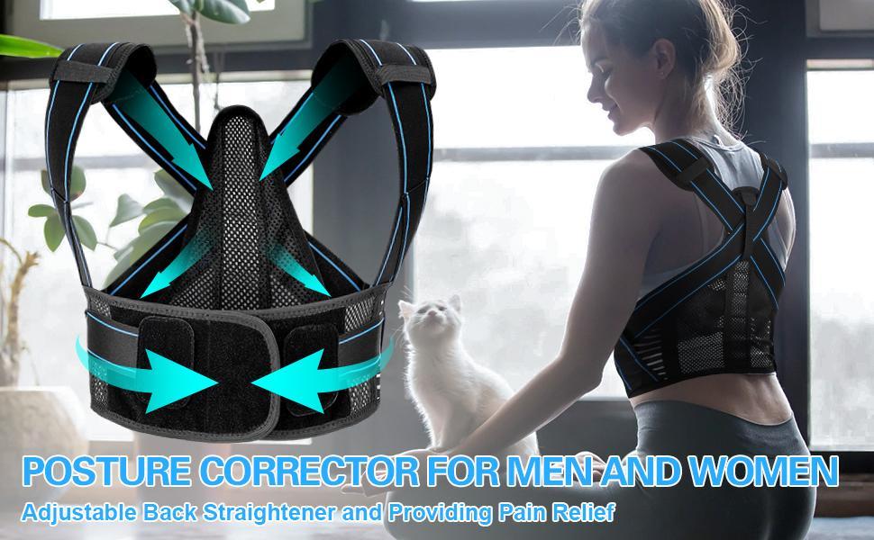 Hailicare Posture Corrector for Men and Women