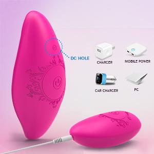 rechargeable vibrator