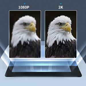 2k LCD