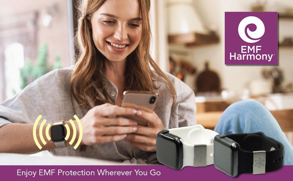 Enjoy EMF protection wherever you go