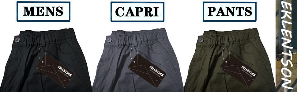 tactical pants 3/4 pants men mens long shorts cargo capris for men 3/4 pants men messenger shorts