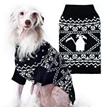 Dog Clothes Sweater Accessories Small Medium Large Dogs Knitted Shirt Vest Pajamas Shirts Sweaters