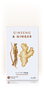 Nutra Tea Ginseng amp;amp; Ginger Herbal Tea