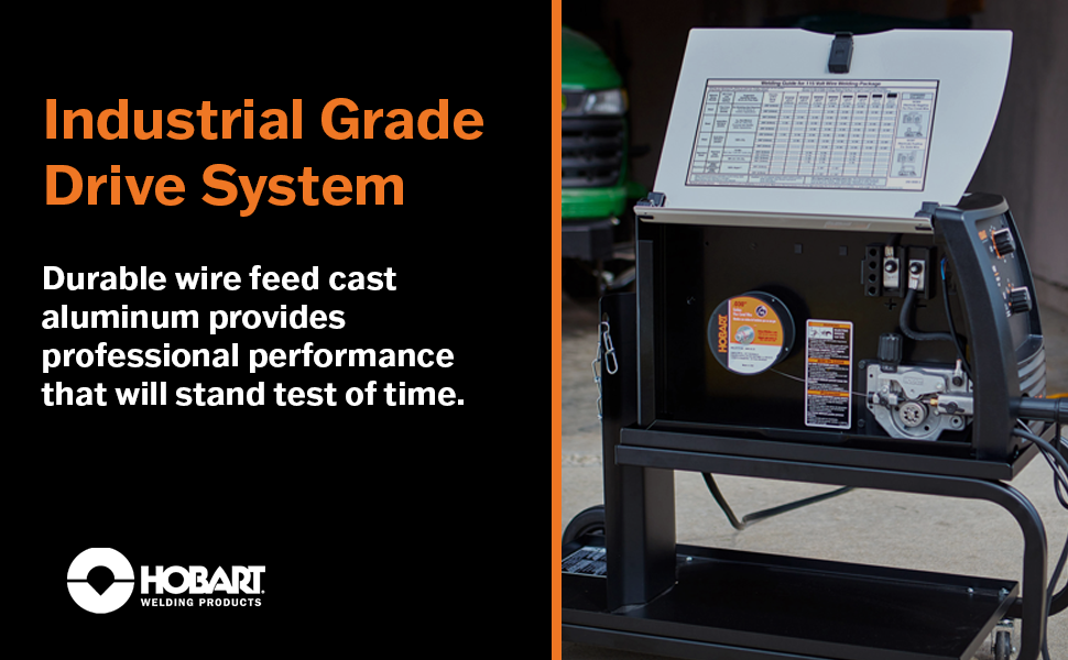 Industrial Grade Drive System