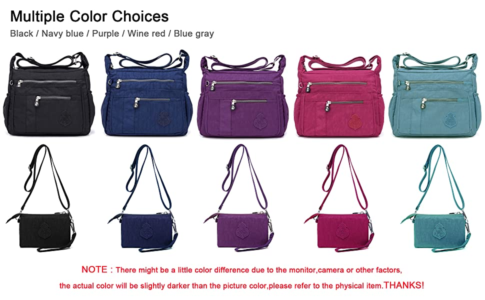cross body purse bag for women