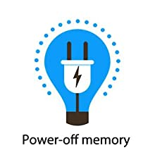 Power-off memory