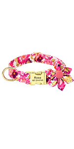 Country Stylish Female collars with Flower
