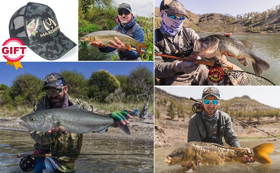 gift maxcatch fishing cap