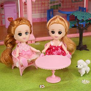 doll figure toy set
