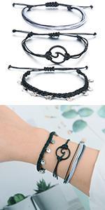 Wave Bracelets