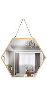 wall mounted mirror