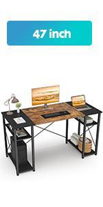 47 Rustic Computer Desk