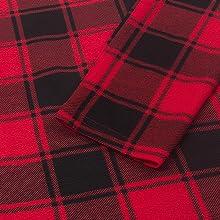 Checkered Swing Tunic Dress
