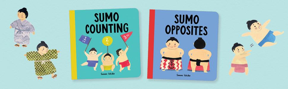 sumo board books