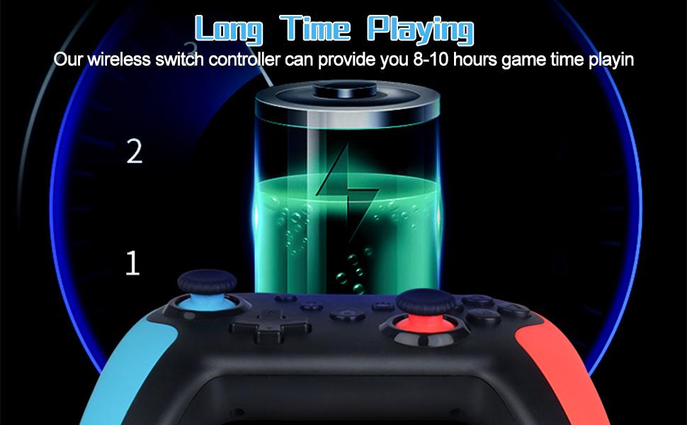 long time playing