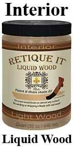 Retique It Interior Liquid Wood