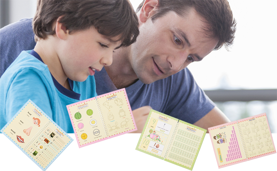 Magic Copybooks for Kids