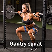 Gantry squat