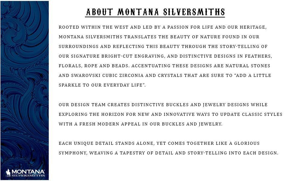 About Montana Silversmiths