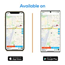 App for iphone and android